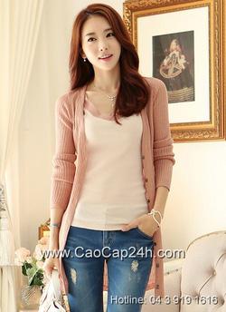 Ảnh số 44: Áo cardigan Hàn Quốc 240801 - Giá: 1.300.000