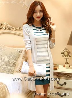 Ảnh số 3: Áo cardigan Hàn Quốc 240802 - Giá: 1.110.000