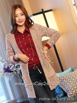Ảnh số 7: Áo cardigan Hàn Quốc 240806 - Giá: 1.250.000