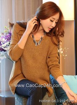 Ảnh số 8: Áo len nữ Hàn Quốc 240807 - Giá: 1.110.000