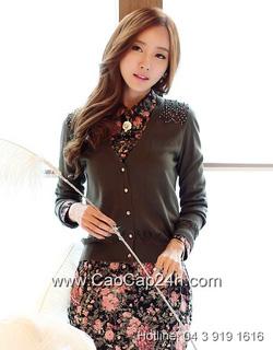 Ảnh số 11: Áo cardigan Hàn Quốc 290809 - Giá: 1.150.000