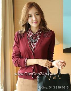 Ảnh số 12: Áo cardigan Hàn Quốc 290809 - Giá: 1.150.000