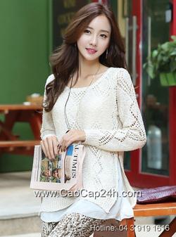 Ảnh số 16: Áo len nữ Hàn Quốc 060913 - Giá: 1.290.000