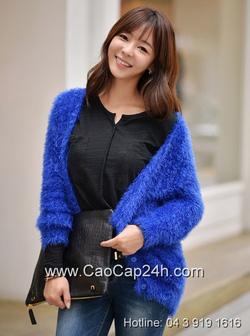 Ảnh số 21: Áo cardigan Hàn Quốc 060917 - Giá: 1.850.000
