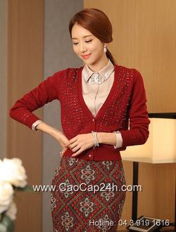 Ảnh số 26: Áo cardigan Hàn Quốc 120910 - Giá: 1.410.000