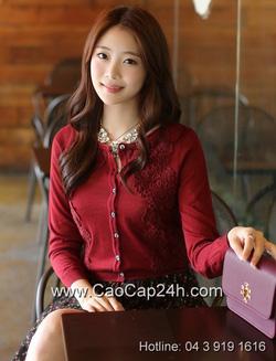 Ảnh số 34: Áo cardigan Hàn Quốc 170914 - Giá: 1.160.000
