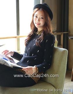 Ảnh số 35: Áo len nữ Hàn Quốc 170915 - Giá: 1.110.000