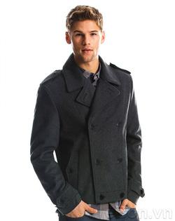 Ảnh số 15: Áo dạ nam lông cừu Armani Exchange ATD21 - Giá: 850.000