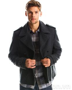 Ảnh số 16: Áo dạ nam lông cừu Armani Exchange ATD21 - Giá: 850.000