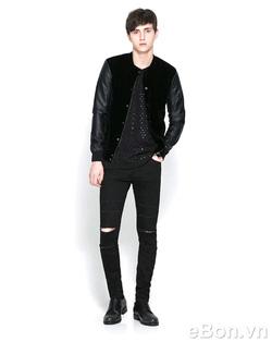 Ảnh số 20: Áo khoác nam Zara Man ATD113 - Giá: 590.000