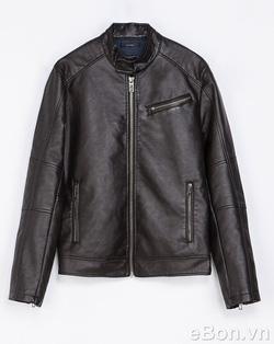 Ảnh số 32: Áo khoác da nam Zara Man ATD121 - Giá: 1.050.000