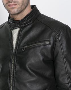 Ảnh số 31: Áo khoác da nam Zara Man ATD121 - Giá: 1.050.000