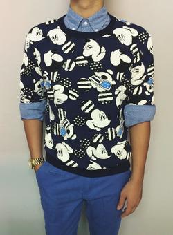 Ảnh số 43: Sweater - Giá: 350.000
