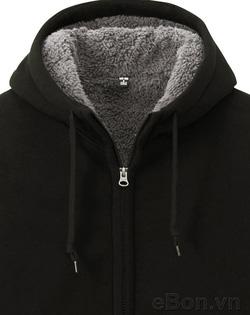 Ảnh số 44: Áo khoác nỉ nam lông cừu Uniqlo xuất Nhật AK11 - Giá: 495.000