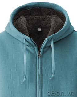 Ảnh số 50: Áo khoác nỉ nam lông cừu Uniqlo xuất Nhật AK11 - Giá: 495.000