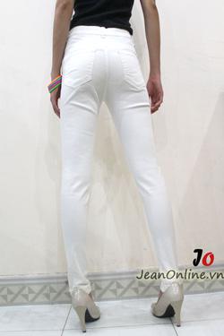 Ảnh số 13: Skinny F21 trắng - 2455. Size 26, 27, 28, 29 - Giá: 245.000