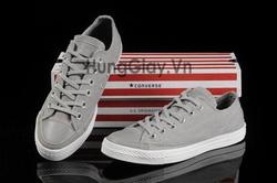 Ảnh số 69: Giày Converse 526 ghi - Giá: 500.000