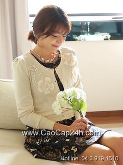 Ảnh số 44: Áo cardigan Hàn Quốc 240901 - Giá: 1.620.000
