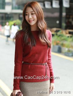 Ảnh số 46: Áo len nữ Hàn Quốc 240904 - Giá: 880.000