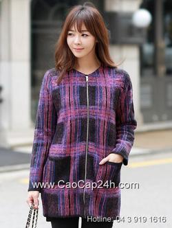 Ảnh số 51: Áo khoác len Hàn Quốc 240909 - Giá: 1.670.000