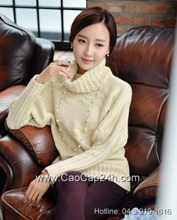 Ảnh số 63: Áo len nữ Hàn Quốc 011025 - Giá: 1.430.000