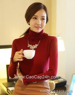 Ảnh số 1: Áo len nữ Hàn Quốc 011021 - Giá: 1.200.000