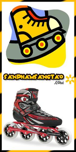 Ảnh số 8: Giày trượt ba tanh pa tanh pa tin ba tin giày truot cao cap gia re nhat Ha Noi - Giá: 790.000