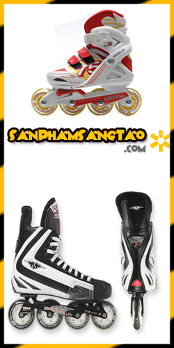Ảnh số 9: Giày trượt ba tanh pa tanh pa tin ba tin giày truot cao cap gia re nhat Ha Noi - Giá: 790.000