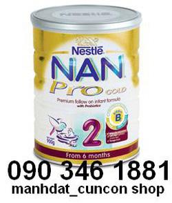 Ảnh số 2: Sữa NAN Số 2 - Giá: 300.000