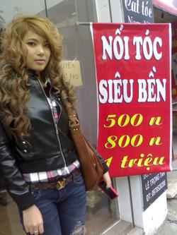 Ảnh số 1: salon tóc bảo anh - Giá: 1.000.000