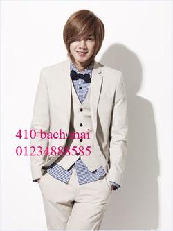 Ảnh số 2: vest 1 khuy màu trắng - Giá: 1.800.000