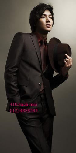 Ảnh số 8: vest 1 khuy đen chì - Giá: 2.000.000