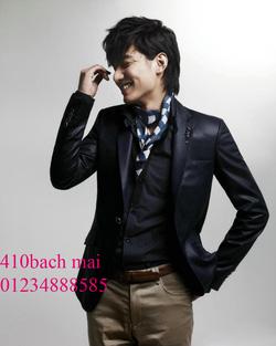 Ảnh số 11: vest xanh đen - Giá: 2.000.000