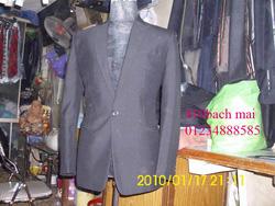 Ảnh số 29: vest đen - Giá: 1.700.000