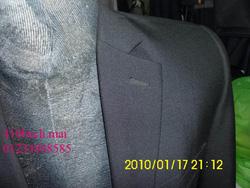 Ảnh số 30: vest đen - Giá: 1.700.000