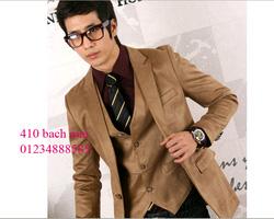 Ảnh số 38: vest nhung thời trang - Giá: 900.000