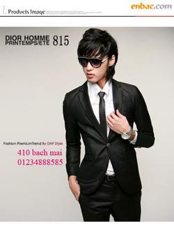 Ảnh số 41: vest đen - Giá: 1.600.000