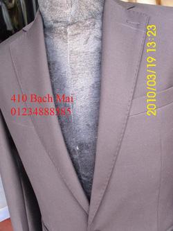 Ảnh số 89: vest đen - Giá: 1.800.000