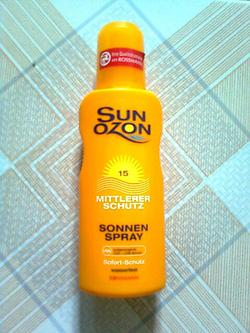 Ảnh số 21: Kem chống nắng SUNOZON - Giá: 200.000