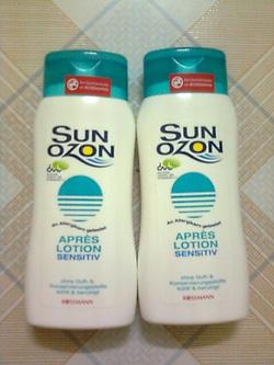Ảnh số 24: Kem dưỡng sau nắng SUNOZON - Giá: 170.000