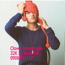 Ảnh số 21: mũ len - Giá: 150.000