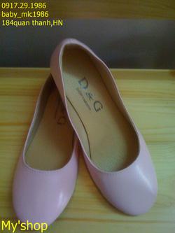 Ảnh số 13: Giày búp bê - Giá: 85.000