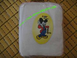 Ảnh số 27: khăn mặt xô 4lớp bé - Giá: 39.000
