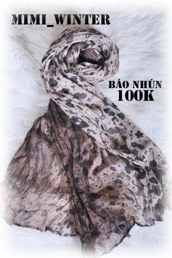 Ảnh số 4: Khăn Beo Nhún - Giá: 100.000