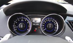 Ảnh số 5: Hyundai Sonata 2012 - Giá: 915.000.000