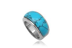 Ảnh số 27: Nhẫn nam, nhẫn burberry style, măng séc bạc mặt đá quý cài tay áo sơ mi (đã bán) - Giá: 330.000