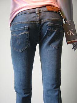 Ảnh số 9: Jeans nữ - Giá: 180.000