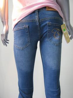 Ảnh số 17: Jeans nữ - Giá: 180.000