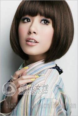 Ảnh số 63: Tóc bộ có da đầu Hàn quốc - Giá: 600.000