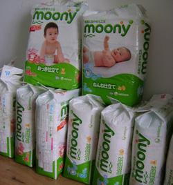 Ảnh số 3: Tã Moony - Giá: 420.000